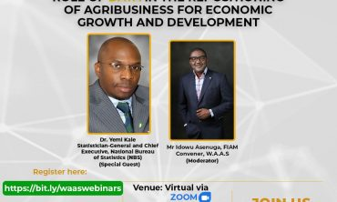 ROLE OF DATA IN THE REPOSITIONING OF AGRIBUSINESS