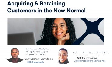 Acquiring & Retaining Customers in the New Normal