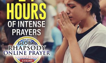 The Global Rhapsody Online Prayer Conference 2020